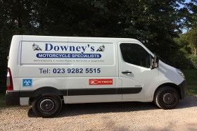 downey van